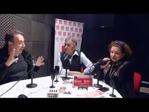 """""""Mano a mano con Monserrat"""" con Mirta Romay y Alejandro Veroutis."""