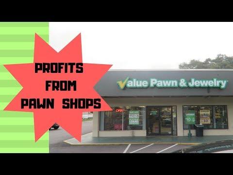 Pawn Shop Profits for Ebay & Amazon Sellers