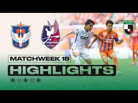 Niigata Okayama Fagiano Goals And Highlights