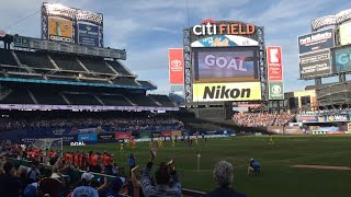 NYCFC vs Columbus Crew HIGHLIGHTS | October 22, 2017 City Field
