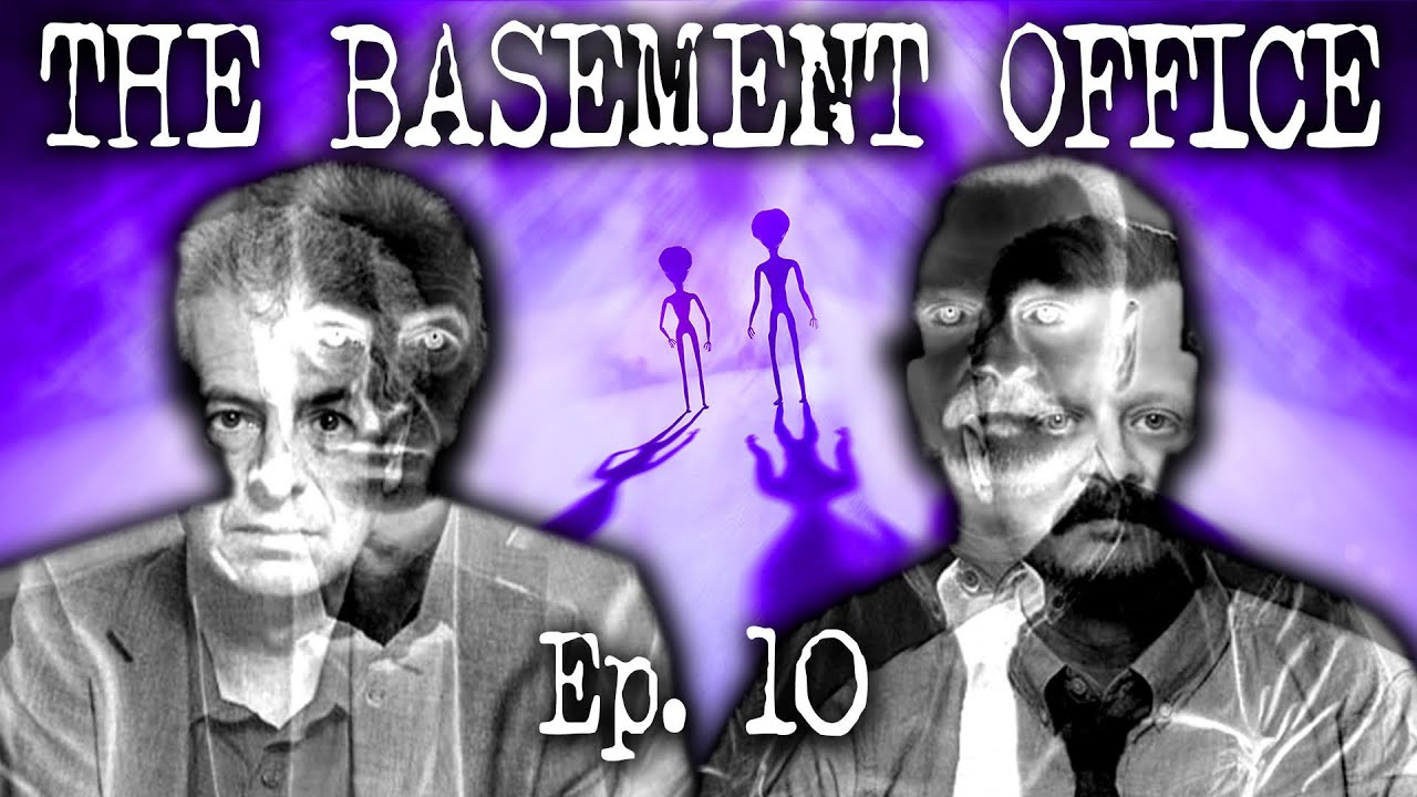 Download Ep. 10 | The Basement Office | UFO sightings with aliens | Close Encounters | New York Post