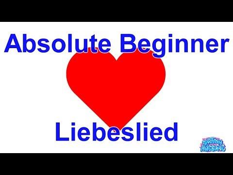 Liebeslied - Absolute Beginner (Lyrics)