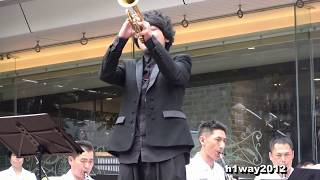日時:2018.9.13 場所:東京新宿三井ビル 55広場 演奏会: 『木曜コン...