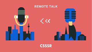 Remote Talk #4 — Евгений Воронин, Таганрог