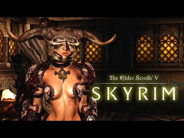 Скачать Мод Безумный Масочник На Skyrim - фото 2