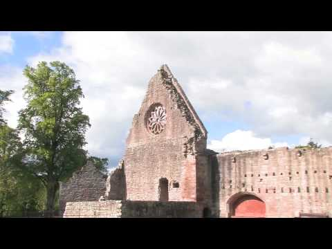 Scotland Travel: Dryburgh Abbey