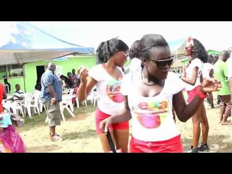 'fiesta' @ Kwahu Easter Festival (fiesta condoms GH) by DKT International, Ghana