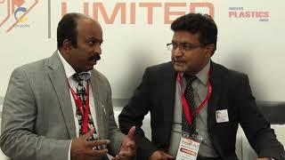 Interview with Mr. P K Patkar, Director, J  P  Extrusiontech Ltd.