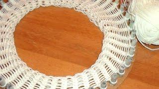 How To Create A Handmade Cardboard Knitting Loom - Diy Crafts Tutorial - Guidecentral