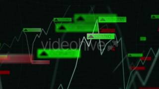Stock Market Business | Background Animation Video