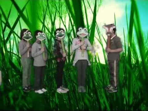 La rana ed il bue storie per bambini favole per bambini