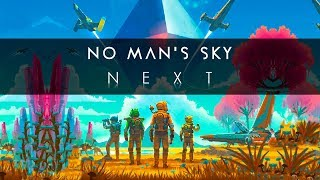 LEAKED COVER ART - Multiplayer Co-Op, Character Models, Ringed Planets & More?! [No Mans Sky Next]