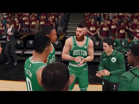 NBA LIVE 2018 Playoffs Boston Celtics vs Cleveland Cavaliers Full Game 4 NBA Finals | NBA LIVE 18