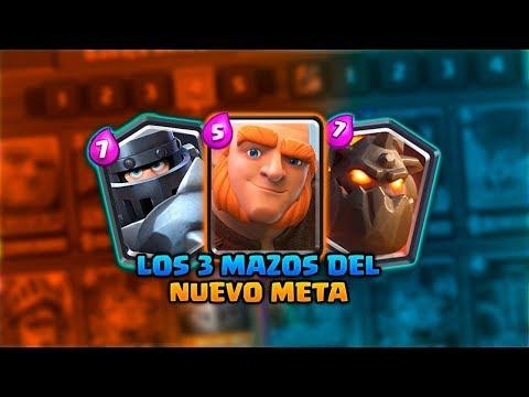3 MAZOS FUERTES PARA EL NUEVO META //OSLEDY CHACON