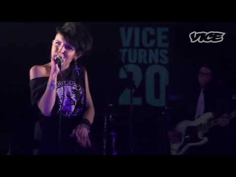 VICE 20th Pussy Riot Performs Le Tigre's Deceptacon