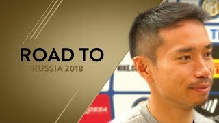 ROAD TO | Russia 2018: Eder, Nagatomo, Joao Mario and Vecino