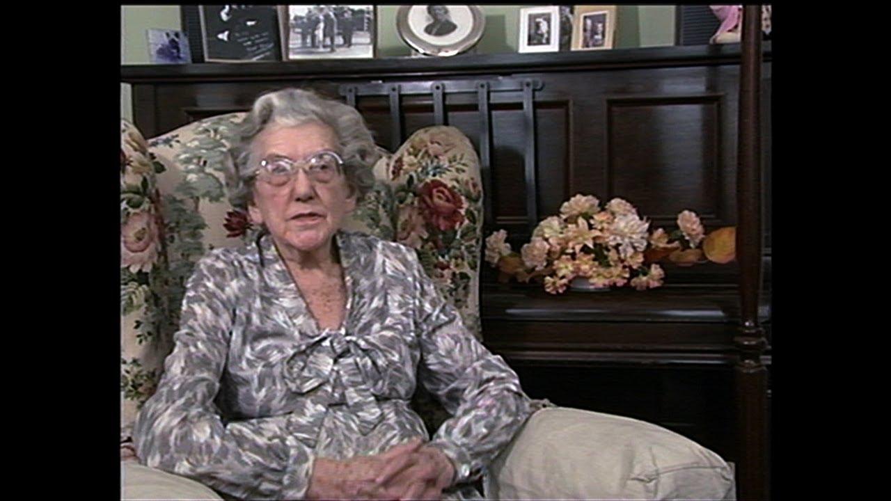 The Last Titanic Survivor Remembers Hitting The Iceberg Youtube