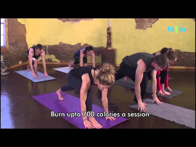 FitMeIn   Power yoga - YouTube