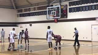 Pg Stallions vs Team Durant -Marvin Guthrie Coach Sean