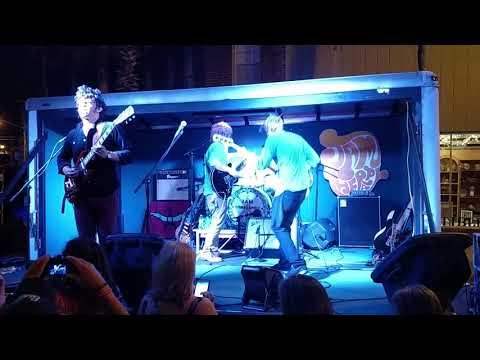 Daffodils jam therapy original Harrison Ave Panama City FL live 9/1/17