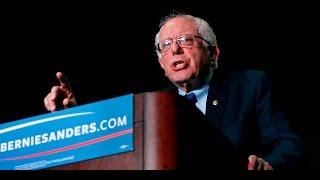 BERNIE SANDERS RIPS DEMOCRATS AND CRITICIZES HILLARY CLINTON: Demands Democratic Restructuring