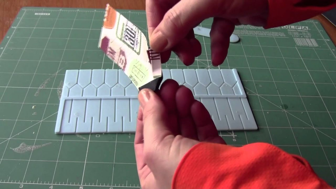 Papercraft How to use the 3-in-1 scoring board gift from Papercraft Inspirations 150