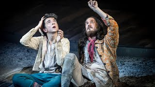 Official Clip | Stargazing with Long John Silver | National Theatre at Home: Treasure Island