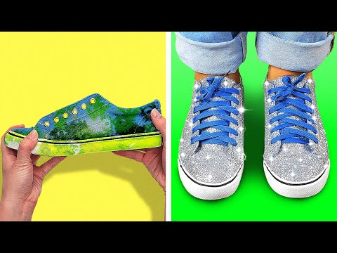 23 CRAZY SHOE HACKS EVERY GIRL SHOULD KNOW