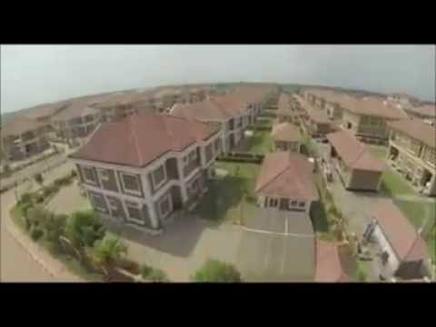Amen Estate Lekki, Nigeria Panoramic Overview