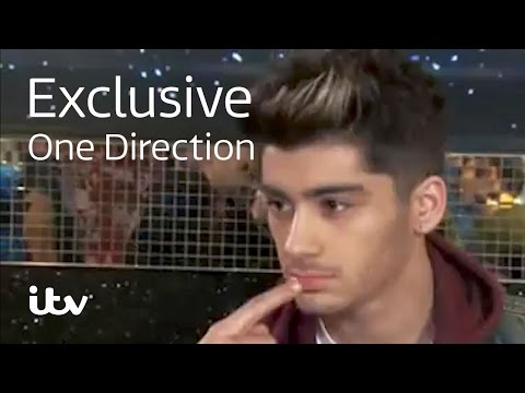 Surprise Surprise | One Direction Give Fans a Surprise | ITV