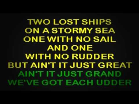SC2222 06   Damn Yankees   Two Lost Souls [karaoke]