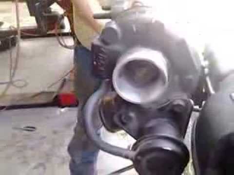 420cc predator with a working turbo charger