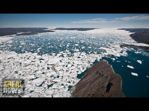 Greenland's Glaciers Rapid Melting Will Have Global Effects