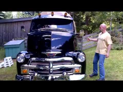 1954 Chevrolet COE Tourliner