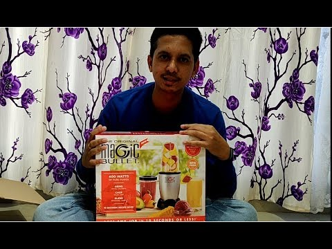 Amazing MAGIC BULLET Blender Just 3299Rs | BLENDER/CHOPPER/MIXER