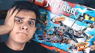 LEGO Ninjago Цитадель Несчастий - НАБОР НА ОБЗОР (70605)