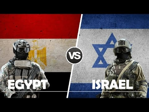 EGYPT VS ISRAEL- Military Power Comparison 2017