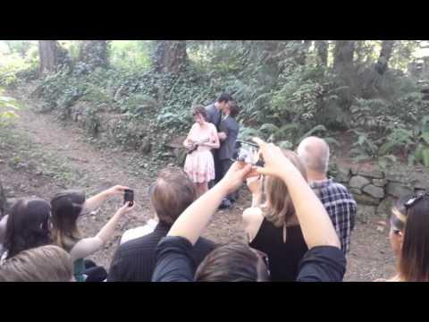 Melissa Lewis and Eric Alwine Wedding Video