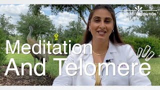 Meditation Is The Best Medicine By Dr. Mariam Ejaz - Question And Answer Series Part. 3 : Telomere