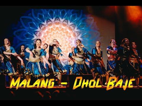 MALANG- DHOL BAJE DANCE