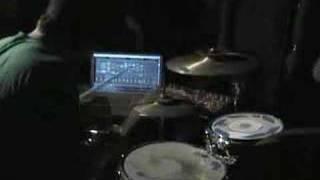kj sawka live d human jungle drum machine 9 29 07 pt4