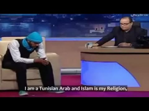 Young Tunisian Sings Nasheed on TV ┇ Poetry ┇ The Daily Reminder ┇