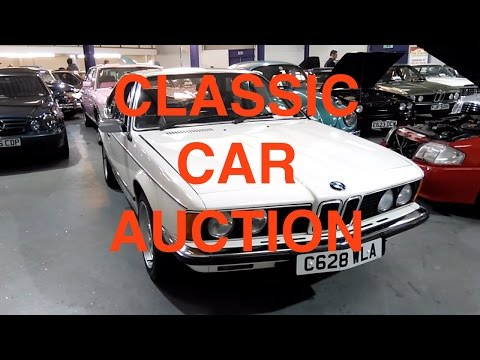 Classic Car Auction part 1 (Series 3, Vid 5)