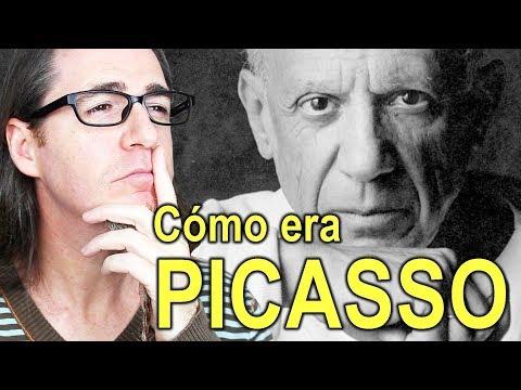 EL FUERTE TEMPERAMENTO DE PABLO PICASSO