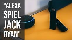 Amazon Fire TV Stick mit Amazon Echo steuern
