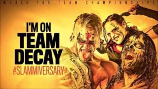 """TNA : 1st Decay Theme """"The Nobodies"""""""