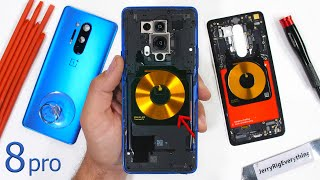OnePlus 8 Pro Teardown! - Big where it counts!