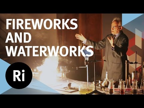 Fireworks and Waterworks - with Andrew Szydlo