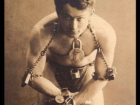 On This Day - 31st October - Harry Houdini died - YouTube