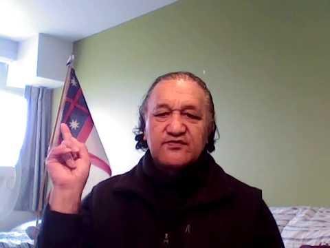 Chief Kingi Taurua on Radio Waatea Claim to Queen Victoria Gold Trust Fund